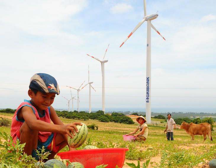 Menguasai teknologi energi bersih, melindungi lingkungan untuk berkembang secara berkesinambungan - ảnh 2