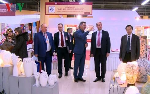 Berupaya melancarkan hubungan pasar dengan Persekutuan Ekonomi Eurasia - ảnh 2