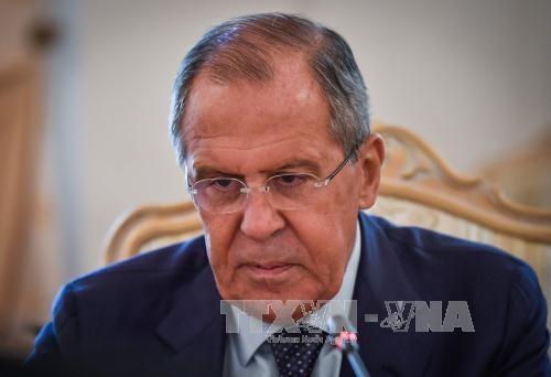 Rusia memprotes AS menerapkan sanksi-sanksi terhadap Iran - ảnh 1