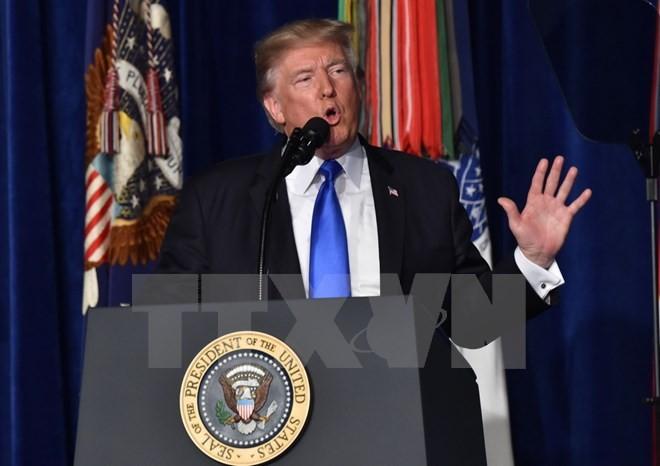 Strategi baru AS di Afghanistan berfokus pada masalah antiterorisme - ảnh 1