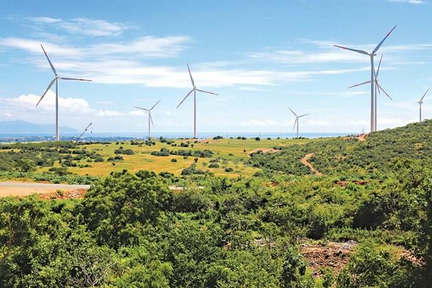 Mengembangkan sumber energi terbarukan di Vietnam - ảnh 2