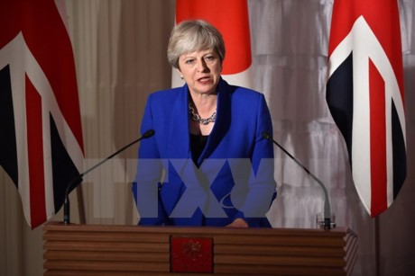 Masalah Brexit: Partai Konservatif akan memegang kontrol terhadap komisi-komisi penyusunan undang-undang - ảnh 1