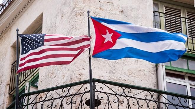 Banyak organisasi AS memprotes kebijakan yang menegangkan terharap Kuba - ảnh 1