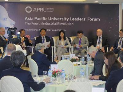 Forum Rektor Universitas-Universitas Asia-Pasifik - ảnh 1