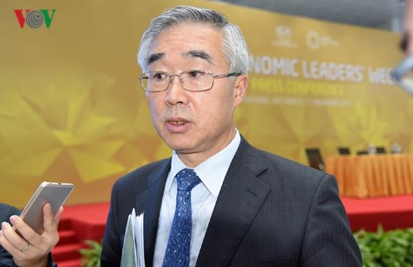 Kunjungan Presiden Tiongkok ke Vietnam:  Membantu dua negara mendorong perdagangan - ảnh 1