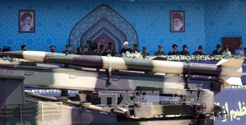 Iran menegaskan pendirian keras tentang permufakatan nuklir dengan kelompok P5+1 - ảnh 1