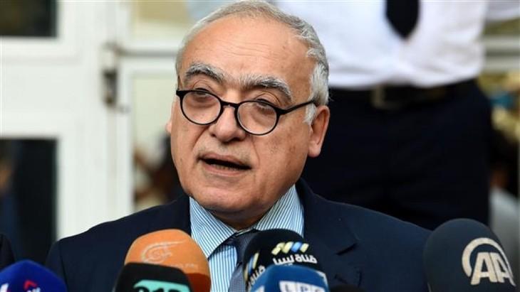 Utusan Khusus PBB berupaya membuat institusi-institusi di Libia - ảnh 1