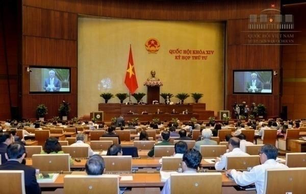 MN Vietnam membahas RUU mengenai Keamanan Siber - ảnh 1