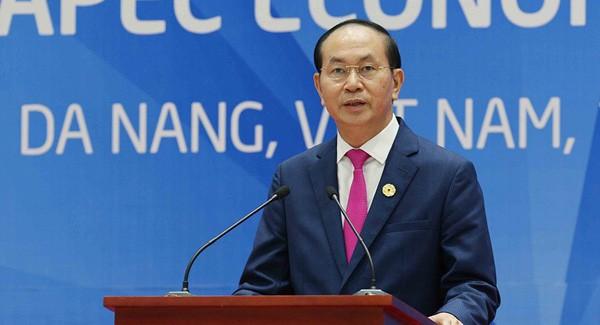 Presiden Vietnam, Tran Dai Quang: APEC 2017 menegaskan peranan dan posisi Vietnam di gelanggang internasional - ảnh 1