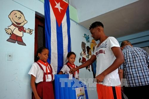 Kuba mengadakan pemilihan daerah - ảnh 1