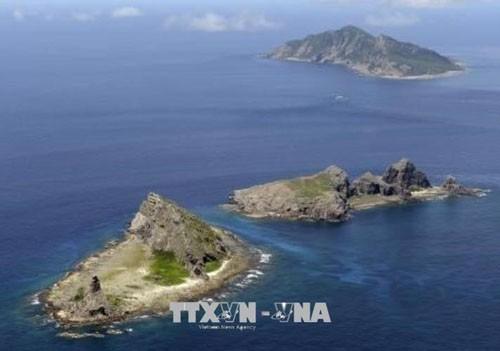 Kapal Tiongkok melanggar wilayah laut Jepang - ảnh 1