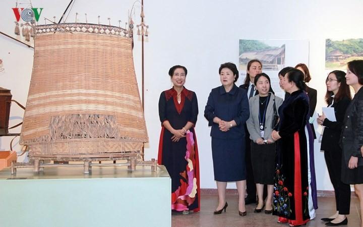 Memperhebat temu pergaulan dan kerjasama budaya Vietnam-Republik Korea  - ảnh 1