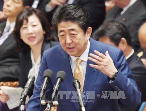 Jepang mendorong pengesahan CP TPP - ảnh 1