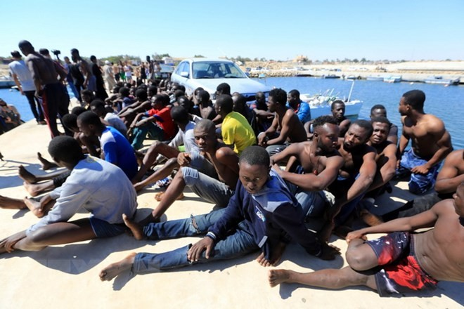 WFP memperingatkan Eropa menghadapi krisis migran baru - ảnh 1