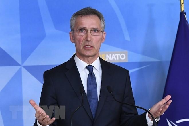 NATO menegaskan kembali kebijakan pendekatan bilateral terhadap Rusia - ảnh 1