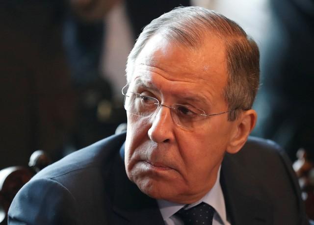 Para Menlu Rusia dan Perancis sepakat terus mempertahankan kontak tentang masalah Suriah - ảnh 1