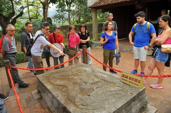 Jumlah kedatangan wisman di Vietnam telah mencapai 5,54 juta orang - ảnh 1