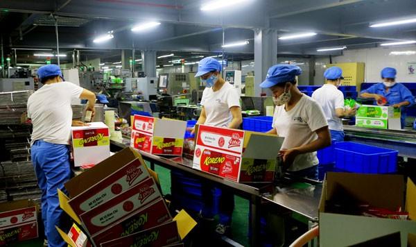 Provinsi Phu Tho mengembangkan keunggulan untuk memperhebat pengembangan produksi industri - ảnh 1