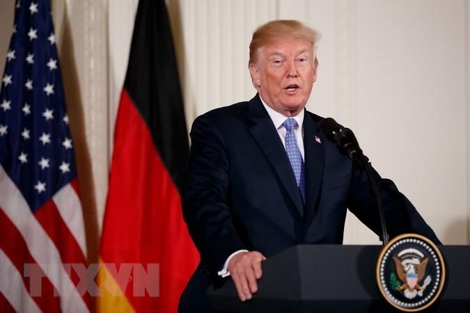 Presiden AS  Donald Trump membenarkan pertemuan puncak  dengan Pemimpin RDRK,  Kim Jong-un - ảnh 1