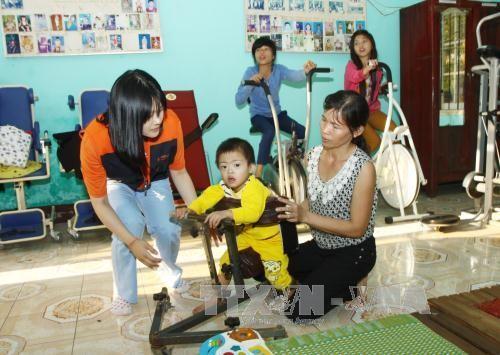 Republik Korea membantu Provinsi Quang Tri melaksanakan program-program jaring pengaman sosial - ảnh 1