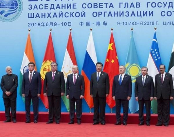 SCO mendukung usaha menangani bentrokan-bentrokan sesuai dengan hukum internasional  - ảnh 1