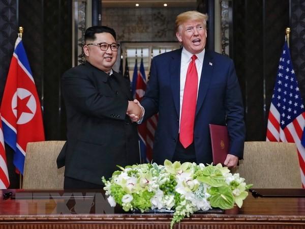 Pertemuan puncak AS-RDRK: Pakar AS menilai memerlukan banyak waktu untuk melakukan denuklirisasi Semenanjung Korea - ảnh 1