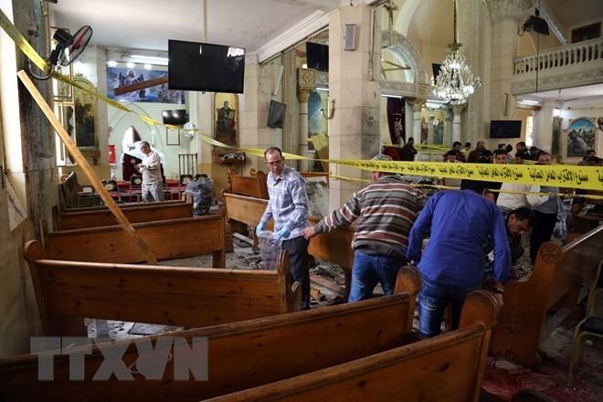 Mesir memperpanjang situasi darurat tiga bulan lagi  - ảnh 1