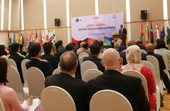 Konferensi Persekutuan Perposan Kawasan Asia-Pasifik tahun 2018 - ảnh 1