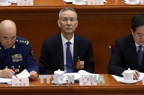 Tiongkok dan Uni Eropa akan menyelesaikan perundingan tentang permufakatan investasi bilateral - ảnh 1