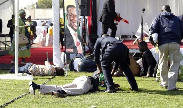 Zimbabwe menolak kemungkinan menunda pemilu - ảnh 1