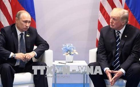 Rusia dan AS sepakat mengadakan pertemuan puncak  - ảnh 1