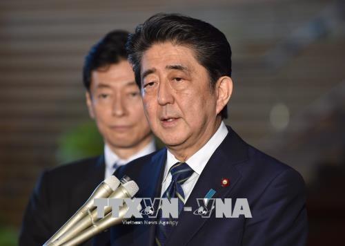 Jepang meminta kepada AS supaya bekerjasama dalam strategi Indo-Pasifik - ảnh 1