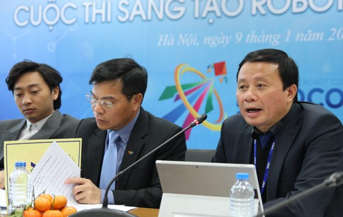 Viet Nam menyelenggarakan Kontes Kreasi Robocon Asia-Pasifik tahun 2018 - ảnh 1