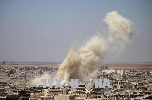 Tentara Suriah mengontrol provinsi strategis di bagian selatan - ảnh 1