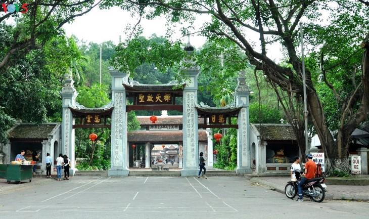 Keindahan Pagoda Lang - ảnh 16