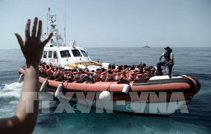 Ada lagi dua negara Eropa yang sepakat menerima migran dari kapal-kapal pertolongan korban - ảnh 1