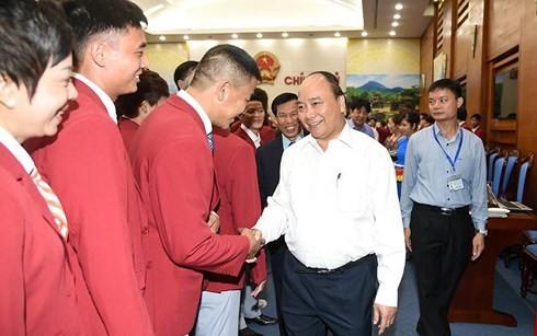 Kota Ha Noi menyelenggarakan Sea Games 31 dan Para Games 11 - ảnh 1