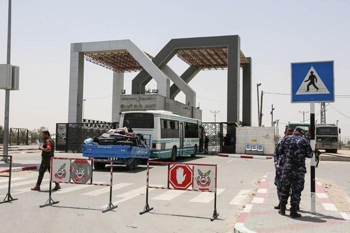 Mesir membuka koridor perbatasan Rafah dengan Jalur Gaza sehubungan dengan ibadah Haji - ảnh 1