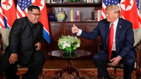 RDRK percaya akan diadakan pertemuan puncak ke-2 dengan AS - ảnh 1