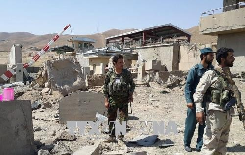 Afghanistan: Taliban membuka serangan besar di bagian Timur - ảnh 1