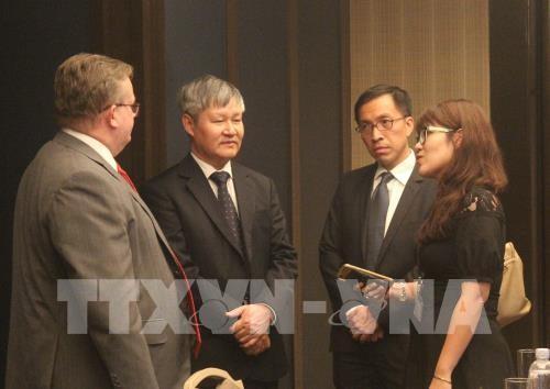 Hong Kong (Tiongkok) mengimbau investasi dari badan-badan usaha Viet Nam - ảnh 1