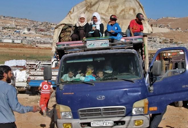 Rusia berkomitmen membantu Libanon memulangkan para pengungsi Suriah - ảnh 1