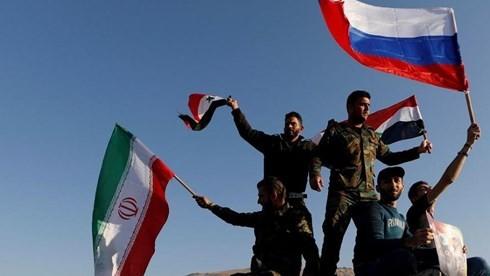 Iran menegaskan akan mempertahankan keberadaan militer di Suriah, tanpa memperdulikan tekanan dari AS - ảnh 1