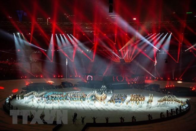 Asian Games 2018: Malam penutupan membawa pesan solidaritas - ảnh 1