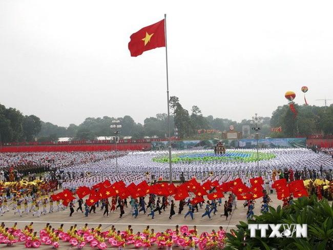 Pemimpin negara-negara di dunia terus mengirim tilgram ucapan selamat sehubungan dengan ultah ke-73 Hari Nasional Viet Nam - ảnh 1