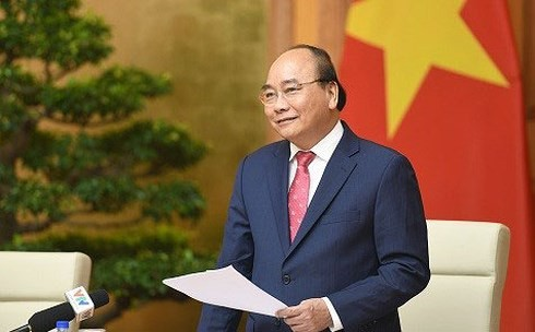 PM Viet Nam, Nguyen Xuan Phuc: Kemenangan yang diperoleh Kontingen Olahraga Viet Nam memberikan kepercayaan kepada rakyat  - ảnh 1