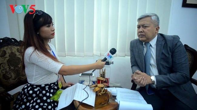 Presiden Republik Indonesia dan Istri akan melakukan kunjungan Kenegaraan ke Viet Nam - ảnh 1
