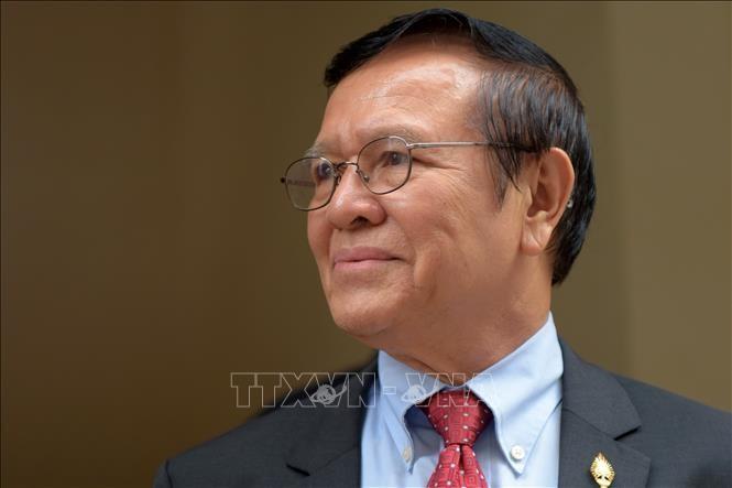 Kamboja membebaskan pemimpin Partai oposisi - ảnh 1