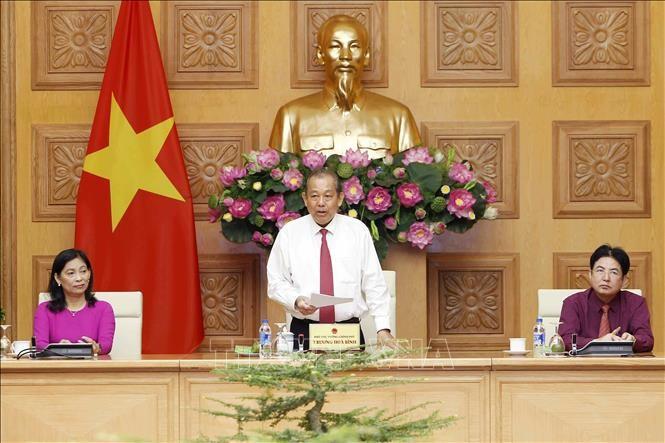Partai dan Negara Viet Nam selalu memperhatikan orang-orang yang berjasa kepada Tanah Air - ảnh 1