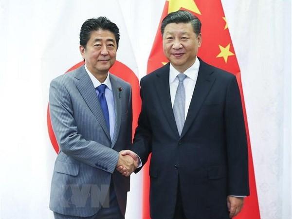 Tiongkok dan Jepang sepakat memperbaiki hubungan bilateral - ảnh 1